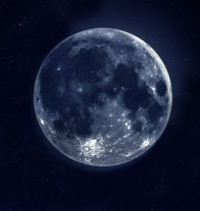 Le effemeridi della luna nera