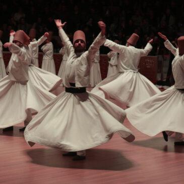 Turkey: Dancing Dervishi