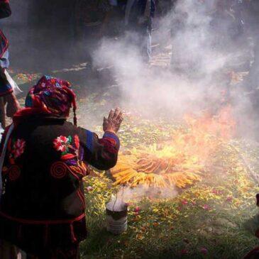 Guatemala: a Maya ritual