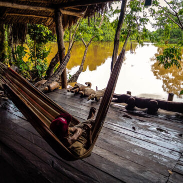 Venezuela: in the Orinoco Delta