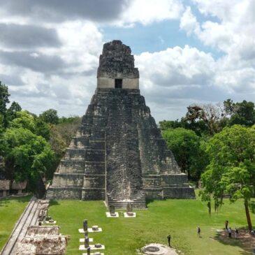 Guatemala – Tikal National Park